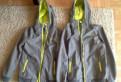 Мужской свитер из кашемира, куртка термоткань