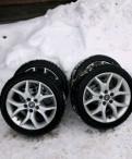 Колеса на ford focus zx4, комплект колес р17