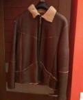 Дубленка cemel aktive, мужской свитер зеленого цвета