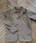 Пиджак Engineer's Coat, от Levi's, футболки мужские дешево, Каменногорск