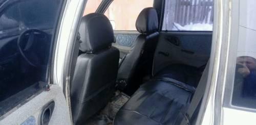 Chevrolet Niva, 2005, шкода йети цена новая