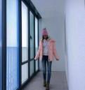 Куртка зимняя Axara, платья в клетку с пышной юбкой, Ульяновка