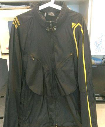 Мужское пальто шинель, ветровки adidas