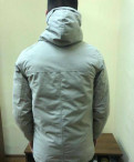 Куртка зимняя reebok, элитная спортивная одежда для мужчин