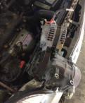 Генератор на Nissan Xtrail T30, опель вектра б 1.8 бензин ремень генератора