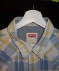 Рубашка Levis с пуговицами на заклёпках, мужские майки хлопок трикотаж купить, Санкт-Петербург