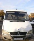 Опель астра седан 2017 цена, mercedes-Benz Sprinter, 2002, Луга