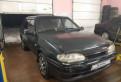 ВАЗ 2114 Samara, 2004, фольксваген поло седан ходовая