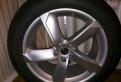 Колёса R20 от infinity (инфинити) на зимней резине, колеса prado 150