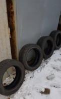 Шины для рено логан мсв, зимние Nordman 4, Глебычево