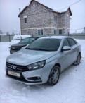 LADA Vesta, 2016, купить б у авто пежо 107, Старая