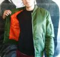 Бомбер новый, куртки мужские зимние с мехом, Лаголово