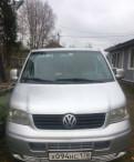 Volkswagen Transporter, 2004, лада калина спорт нфр