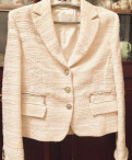Пиджак, жакет твидовый, пиджак Zara, шубы цена диамонд блэк норковую
