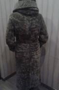 Шуба овчина с капюшоном, каталог одежды и обуви ремингтон, Санкт-Петербург