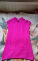Платье вязаное 122-128р