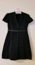 Современная одежда в русском стиле купить, платье Mango размер L