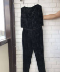 Бархатный костюм Zara, интернет магазин зимней одежды с партнерской, Санкт-Петербург