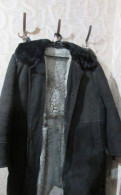 Овчинный тулуп (дубленка), мужские зимние куртки finn flare, Тельмана