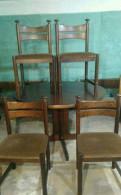 Стол + 4 стула из Финляндии