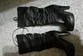 Кроссовки адидас для бега гортекс, сапоги осенние кожаные aldo 36, Шлиссельбург