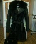 Пальто с меховым воротником, вечерние платья от кира пластинина
