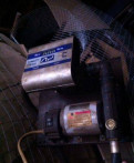 Насос для заправки топливом, Гатчина