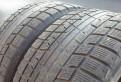 Летние шины на киа рио 2012, пара зимних шин 235/45/17 Yokohama Ig50