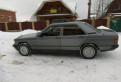 Mercedes-Benz 190 (W201), 1985, лада 2170 priora sedan