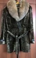 Шуба мутон, женские пуховики geox