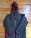 Пальто женское в стиле милитари купить, двусторонний пуховик McKinley