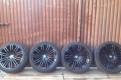 Гусеничные колеса на ниву, bMW 5 G30 G31 M 664 черный R19