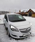 Opel Meriva, 2014, уаз патриот 2014 new