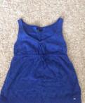 Tommy Hilfiger топ, бордовое бархатное платье в пол