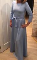 Женские штаны адидас, голубое платье в пол