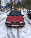 Volkswagen Passat, 1995, дакар машины с пробегом