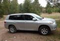 Toyota Highlander, 2009, купить авто соболь полный привод, Сосновый Бор