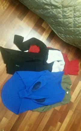 Свитера пакетом s, купить женское демисезонное пальто недорого