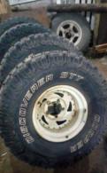 Зимняя резина для нива 2131, продаю колеса с дисками