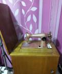 Швейная машина, Тосно