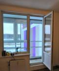 Металлопластиковое окно и дверь