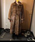 Zrimo женская одежда больших размеров, шуба норковая б/у 48-50