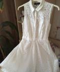 Заказ одежды по каталогам из европы, вечернее белое платье