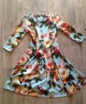 Интернет магазин женской одежды maria, новое платье в цветочек, Стрельна