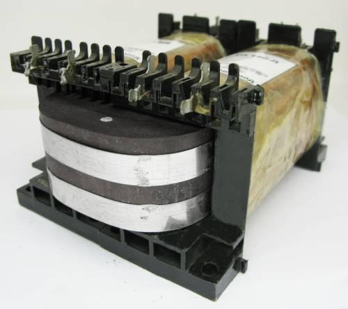 Трансформатор ТП-190- (200 Вт) – любые выходные параметры в пределах мощности типоразмера, частота сети 50, 400, 1000 Гц