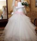 Женская одежда мелкий оптом, продам свадебное платье, одето один раз, Большие Колпаны