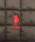 Курточка U.S. polo assn, футболка мужская с новым годом