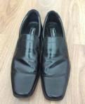 Туфли мужские, черные, кроссовки адидас zx 700 черные кожаные, Выборг