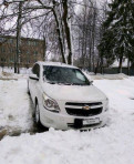 Chevrolet Cobalt, 2014, купить рено клио с пробегом