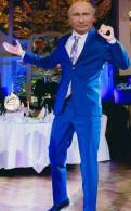 Giovane Gentile Новый Костюм + Рубашка, Галстук тд, мужская одежда hollister, Санкт-Петербург